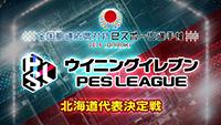 全国都道府県対抗eスポーツ選手権 2019 IBARAKI 北海道代表決定戦