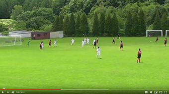 第33回日本クラブユースサッカー選手権(U-15)大会北海道大会 決勝