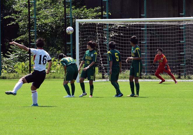 第14回 北海道女子サッカーリーグ 第9節