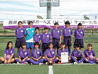 第7回 熊谷・高瀬杯ガールズサッカーフェスティバル
