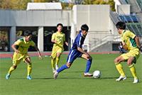 第98回 全国高等学校サッカー選手権大会北海道大会決勝